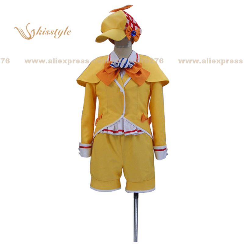 Kisstyle Fashion Tantei Kageki Milky Holmes TD Nero Yuzurizaki Uniform COS Clothing Cosplay Costume,Customized AcceptedОдежда и ак�е��уары<br><br><br>Aliexpress
