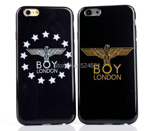 2014 New Luxury Boy London Case Cover Iphone6 6 4.7inch Gold Bird Logo Iphone - Shenzhen Wei Jia Xing Electronic Co., Ltd. store