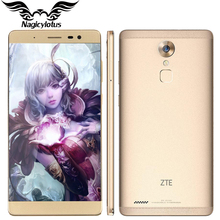 Original ZTE Axon MAX C2016 6.0 inch 3GB RAM 32GB ROM Mobile Phone Ocat Core MSM8952 1.5GHz 4G FDD-LTE 1920*1080px 16.0MP Phone