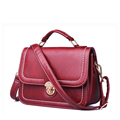 Retro Korean Style Bag Women Classy Shoulder Bag Lovely Designer All match Ladies Crossbody Bag Vintage