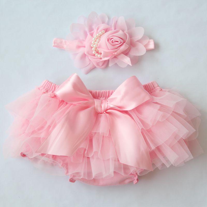 Baby Cotton Chiffon Ruffle Bloomers cute Baby Diaper Cover Newborn Flower Shorts Toddler fashion Summer Clothing(China (Mainland))