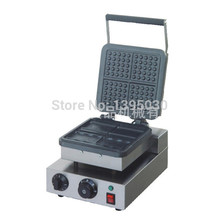 Free Shipping By DHL 1PC FY 219 Electric Waffle Maker Mould Plaid Cake Furnace Sconced Heating