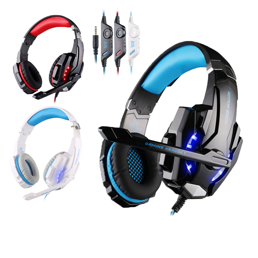 Gaming earbuds usb - headphones ps4 usb