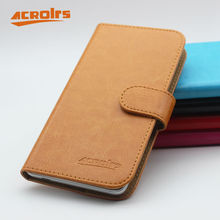 Hot Sale! Elephone S2 Case New Arrival 6 Colors Luxury Leather Protective Cover For Elephone S2 Case Phone bag