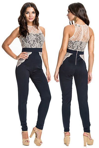 Long Jumpsuits For Women | Fashion Ql
