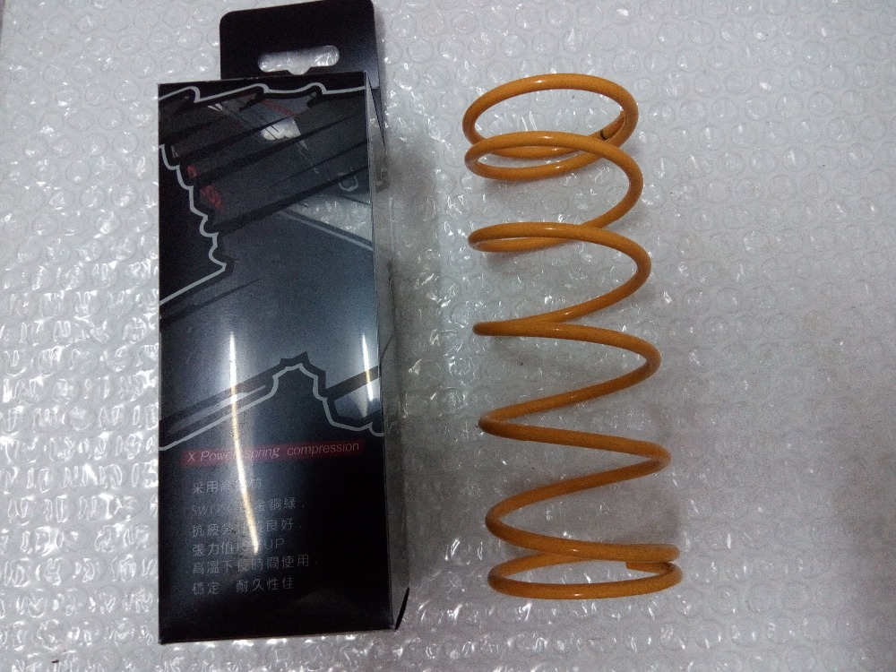 125cc 150cc yellow Performance 1500 Rpm Torque Springs for Scooter font b GY6 b font