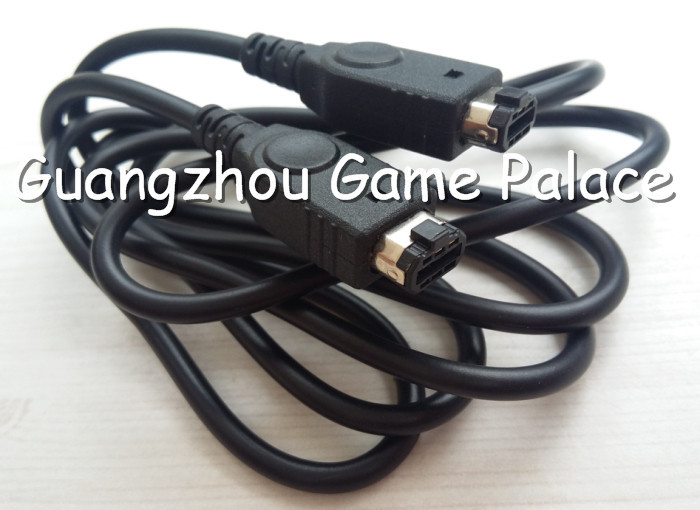 2Player Cable Cord for Nintendo GBA Link Cable for Gameboy Advance 10pcs/lot Connect Cable for GBA Console(China (Mainland))