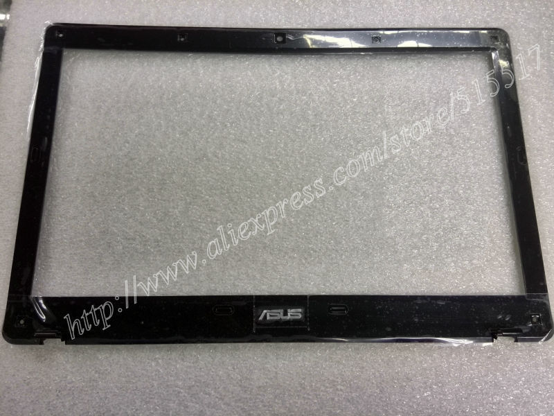 Original Front Screen Bezel For ASUS K52 K52J K52F K52JR A52 X52 Display cover<br><br>Aliexpress