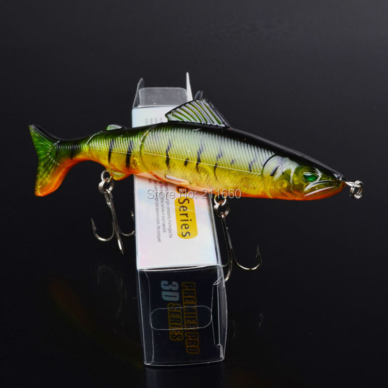 "2015 Top fishing bait 1color Fishing Lures Design 5""-12.7cm/17.37g-0.612oz fishing tackle 2# hook Retail box package(China (Mainland))"