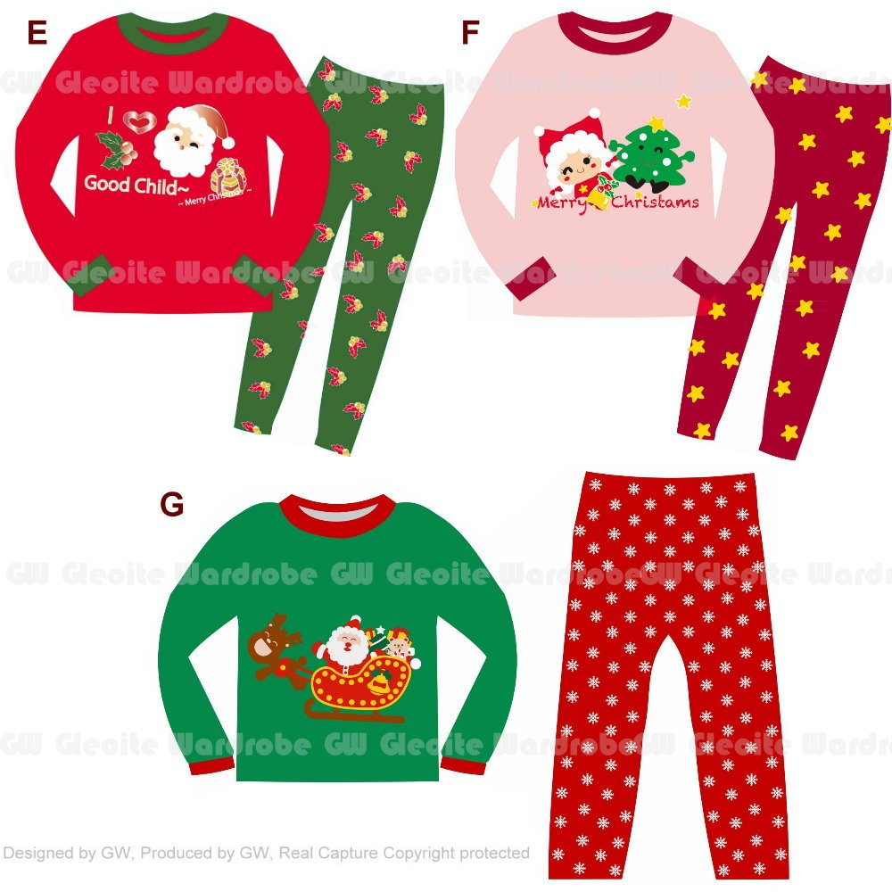 Kids Holiday Pajamas - Best Holiday 2017