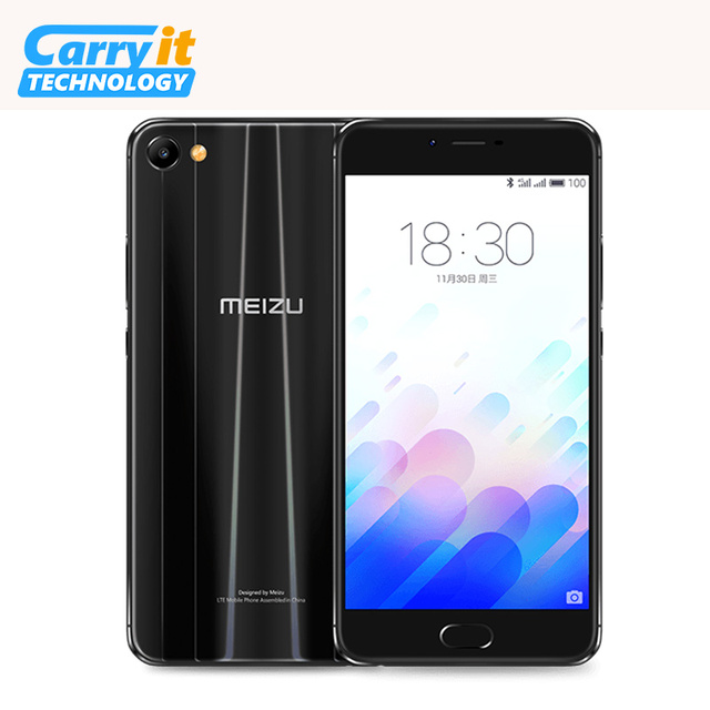 "Original Meizu Meilan X M3X 3GB 32GB Mobile Phone Android Cellular Octa Core 1920x1080P 5.5"" 12MP  Fingerprint Fast Charge"