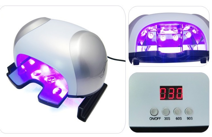 2015 Unique Shape Nail Dryer 23W LED Light Therapy Machine Factory Direct<br><br>Aliexpress