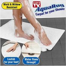 Последнее тв продукт aquarug с присосками белый ковер коврики не силиконовые пластиковый пол татами lnterlocking коврики
