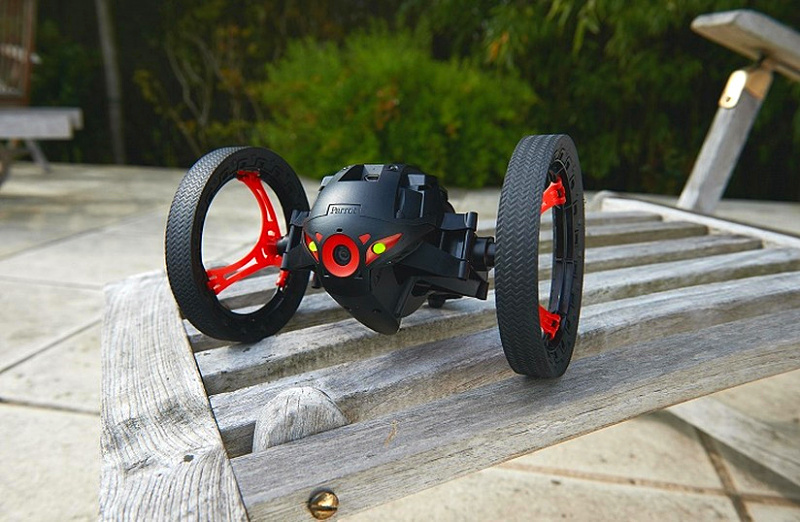 Free Shipping Parrot MiniDrone Jumping Sumo Smartphone Tablet App Control In Stock<br>