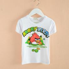 New 2015 Summer Style Boy Clothes Cartoon Children T Shirts Girl T Shirt Kid Short Sleeve