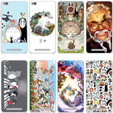 Buy Studio Ghibli Spirited Away Totoro Hard Transparent Cover Case Meizu M2 Mini M2 M3 Note & Redmi 3 Pro 3S Note 2 3 Pro for $1.21 in AliExpress store