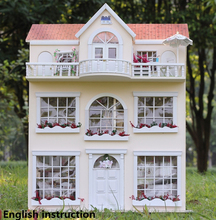 DIY Wooden Handcraft Dolls house Miniatures