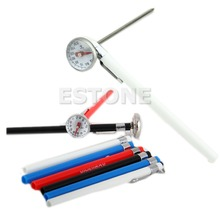 Free Shipping Hot 1PC Food liquid Milk Bottle Thermometer Water Meter Oil Temperature Gauge