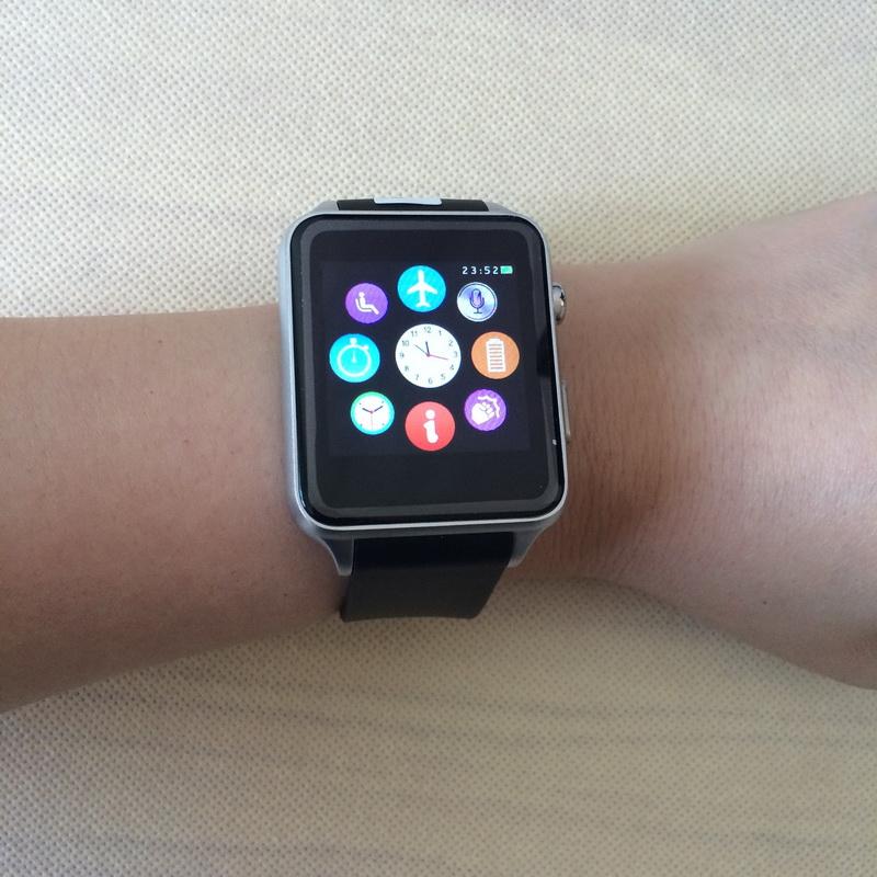 как настроить gt88 smartwatch