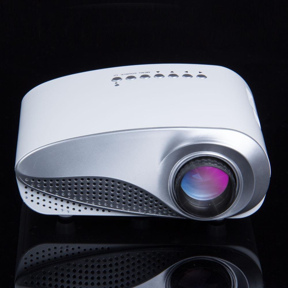 Full HD 1080P LED Mini Projector RD-802 Home Cinema Support TV Video Game Pocket Projector HD HDMI VGA USB AV TV Entertain(China (Mainland))