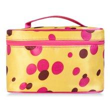 Cosmetic Bag Striped Waterproof Women Makeup bag Travel Portable PocketsHandbag Maleta De Maquiagem Make-up Tools Special Offer(China (Mainland))
