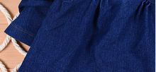 2015 new spring autumn baby girls cowboy jacket coat children outerwear jacket cost kids lace jacket