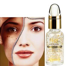 24k pure gold foil whitening cream moisturizing essence hyaluronic acid liquid face cream skin care