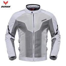 DUHAN Uomo gridding giacca moto Motocross Off-Road Jaqueta Panno di Oxford Impermeabile Motorcycle Racing Moto Jacket(China (Mainland))