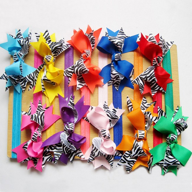 Wholesale Hair Bow Kits 94