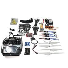 DIY RC Drone Quadrocopter RTF X4M360L Frame Kit with GPS APM 2.8 AT9 TX F14892-C