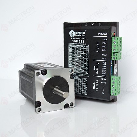 Buy 3 phase stepping motor driver 3dm583 for 3 phase stepper motor