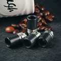 Sailing electronic cigarette 510 derlin drip tips stainless core adjustable airflow for 510 thread atomizer free