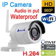 ip camera wireless 960p 1.3mp security system wifi outdoor surveillance hd onvif ir cctv cameras weatherproof wateproof cam