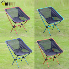 Portable Aluminum Outdoor Folding Camping Fishing Chairs Folding Chair Seat For Outdoor Garden BBQ Beach Picnic Hiking Camping(China (Mainland))