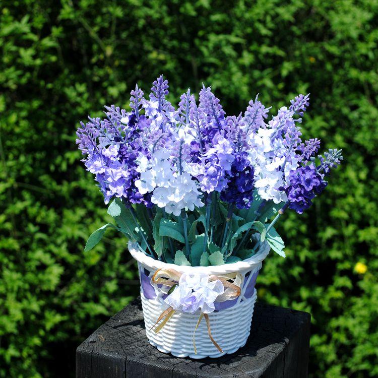 Online get cheap purple centerpieces aliexpress