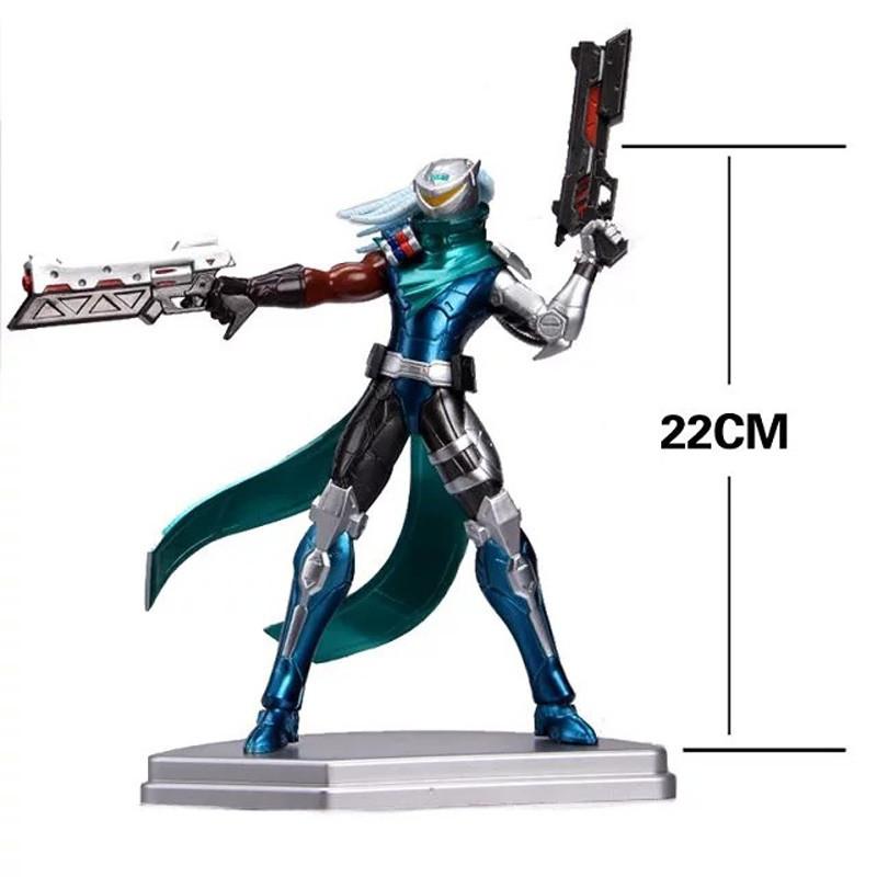 League of Legends Baron Nahsor PVC Staue LOL Official Action Figure With Box