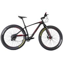 2016 Pro Super light 10.6KG MTB Carbon bike 29+ Mountain,MTB 29er bike ,29 plus carbon complete bike 29+ bicicletas(China (Mainland))