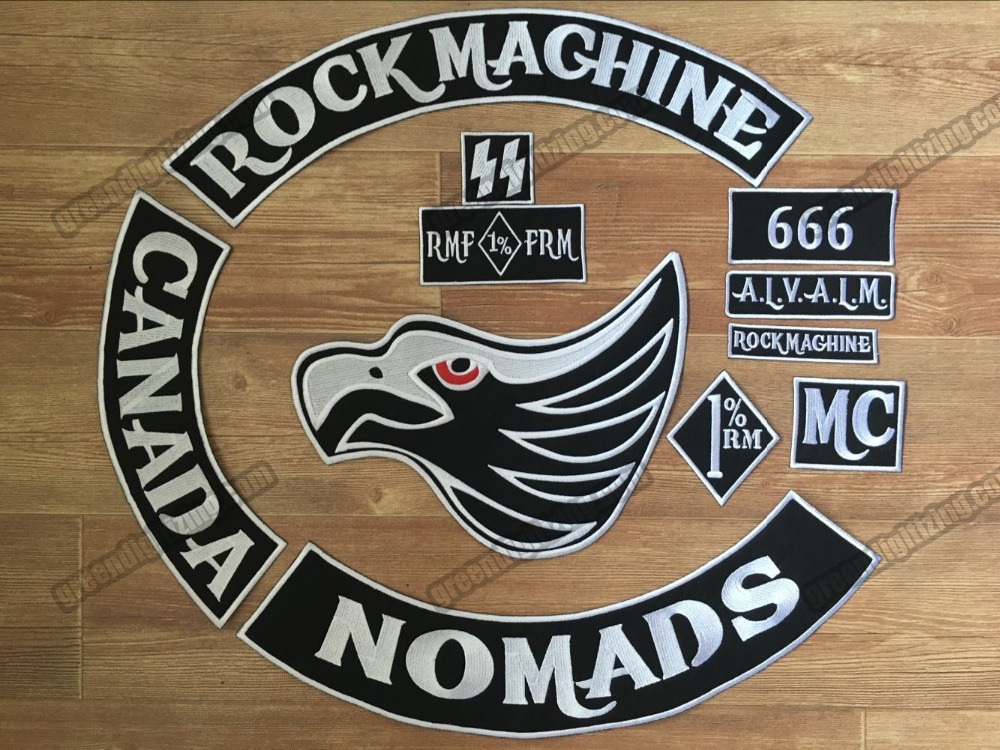 rock machine mc