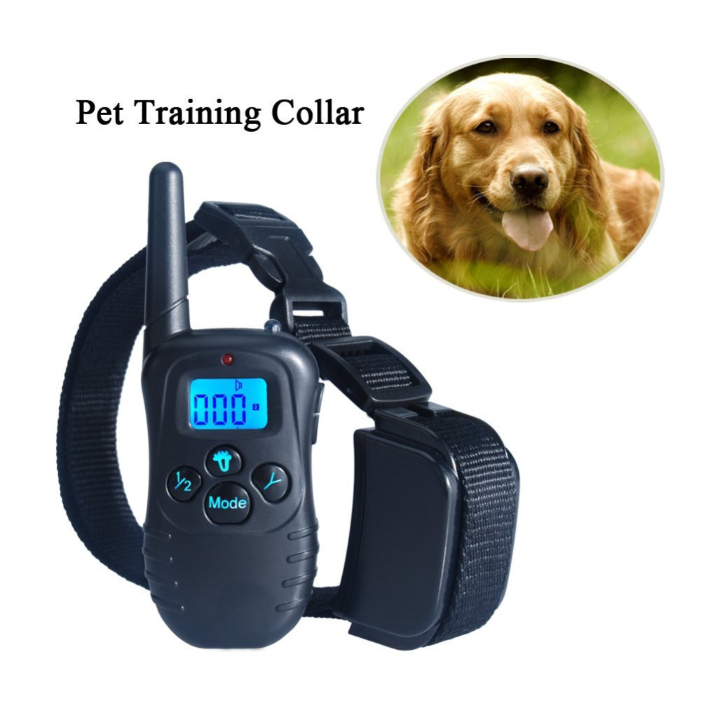 Electric Shock Collar For Big Dogs