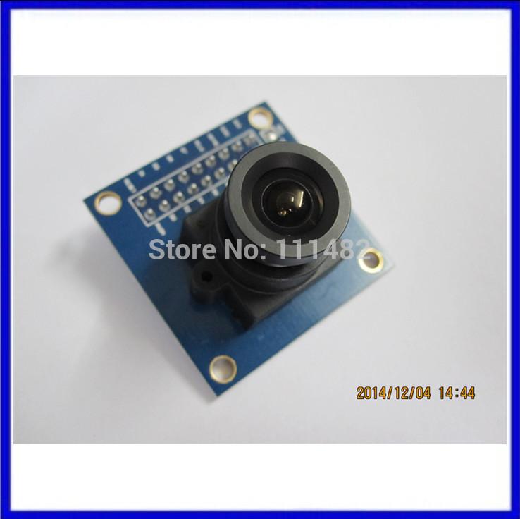 ov7670 camera module Supports VGA CIF auto exposure control display active size 640X480(China (Mainland))
