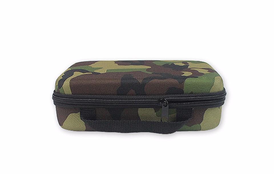 Gopro Accessories Parts Receive Bag Handbag Box Protective Case for Go pro HD Hero 4 3+ 2 3 Sjcam SJ4000 Xiaomi Yi Action Camera