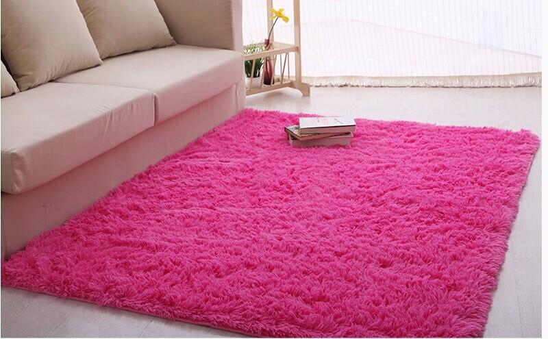 90*160cm Green For Living Room Washable Super Cute Rug Bedroom ...