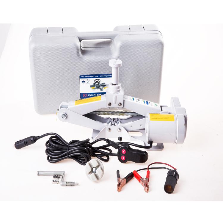 Electric Lift Kits : Wireless remote control auto electric hydraulic jack car