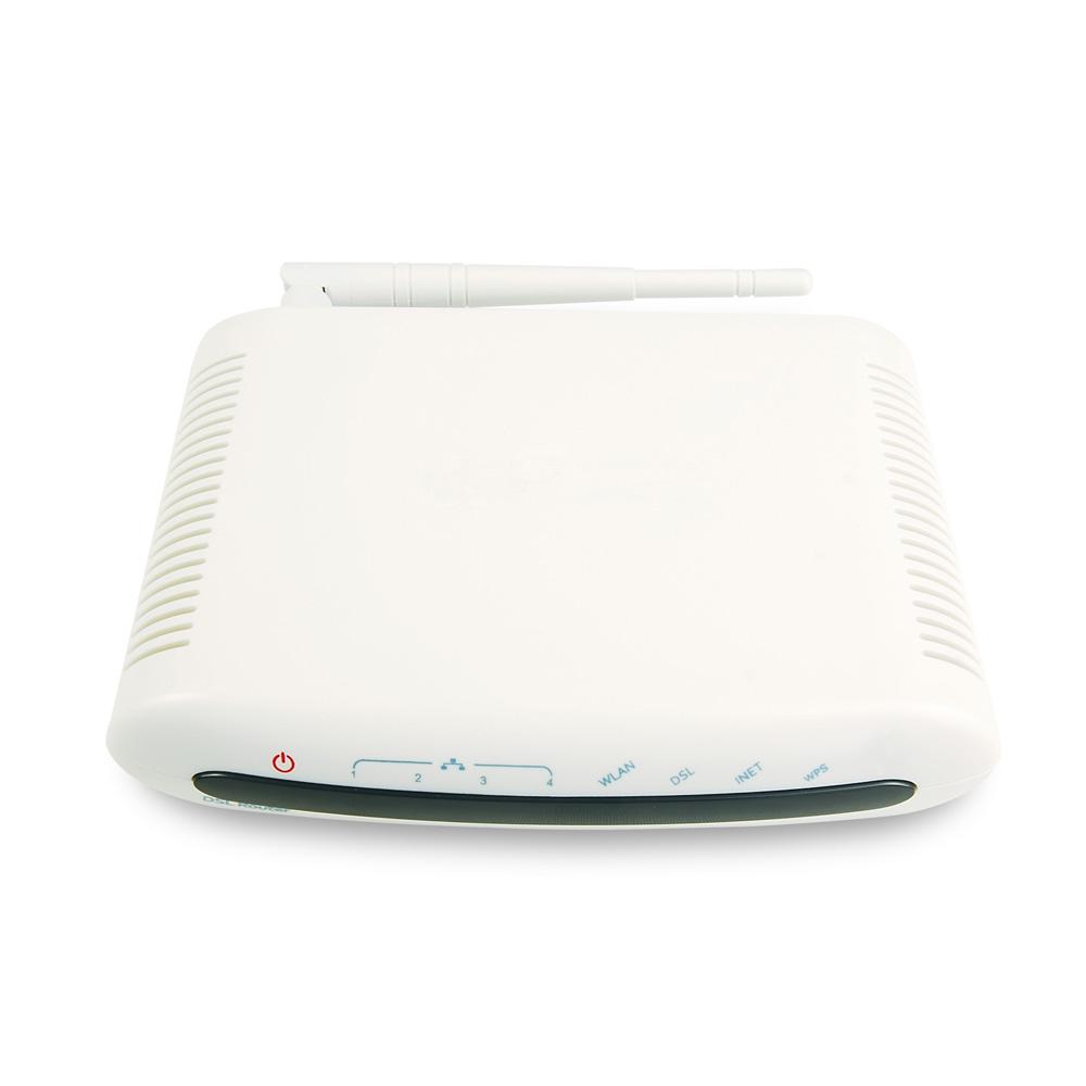 Kasda KW5815AUS Wireless N ADSL2+ Modem Router 150Mbps 4 Ethernet Ports Free Shipping(China (Mainland))