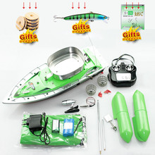 Hot Sell middle fast electric rc bait fishing boat T10-B 300M Remote 6400 mAh battery Fish Finder boat fishing Lure boat rc boat(China (Mainland))
