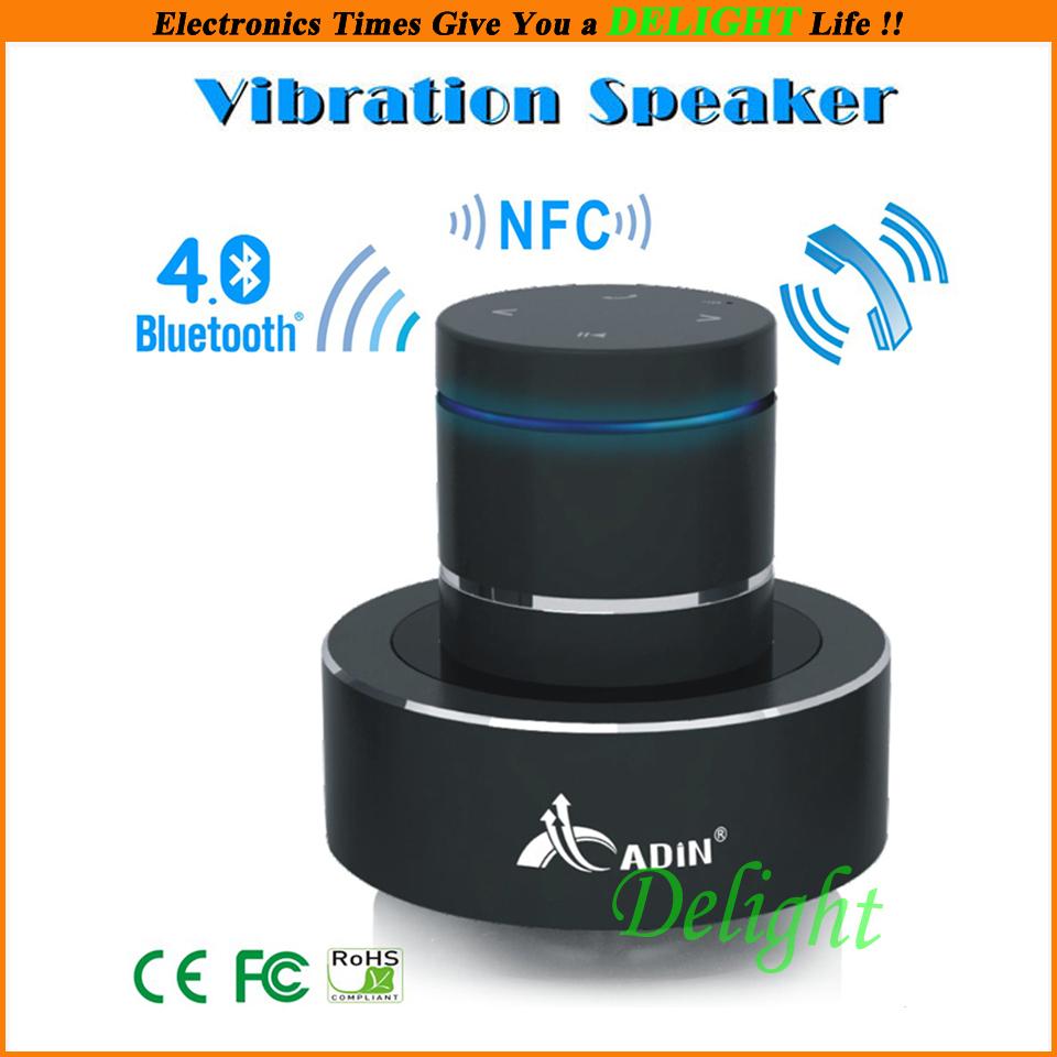 26W Bluetooth Altavoz NFC Vibration Speaker Pastillas Audio Wireless Portable Pills (DL-SP31) - Delight Technology Co., Ltd. store