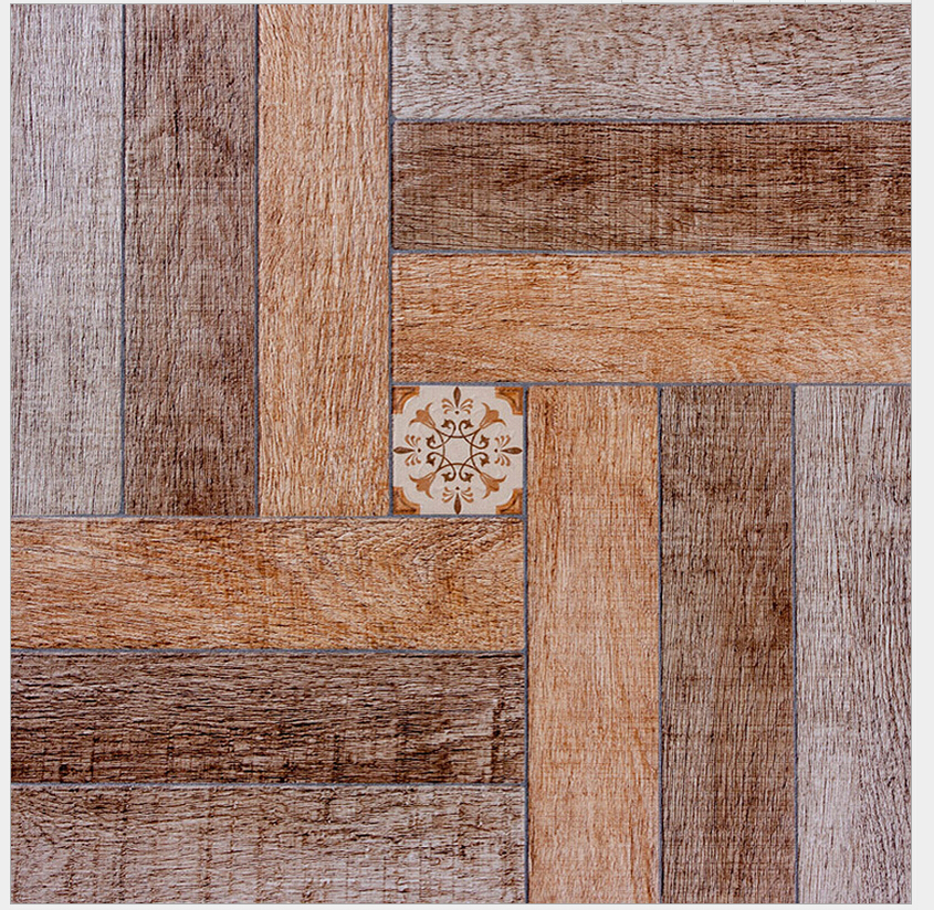 Wood Grain Floor Tile