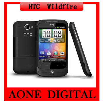 Original HTC Wildfire G8 A3333 3G 5MP Wifi GPS Android Unlocked Smart Cell Phone