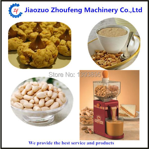 Premium Quality Homemade Electric Peanut Butter Maker Machine(China (Mainland))