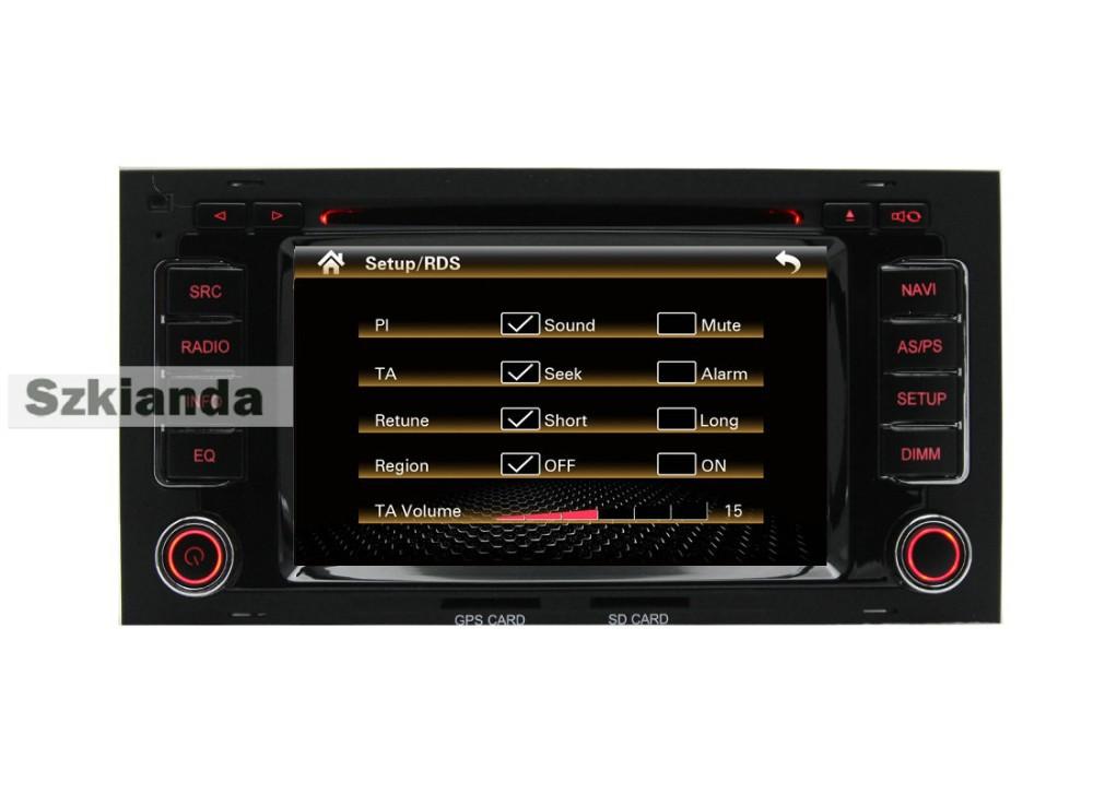 7 touch screen car radio for vw touareg dvd gps 2002 2010 bluetooth radio rds usb ipod tv - Radio car poli ...